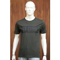"T-Shirt ""FSV UNION"" Herren - combat green"